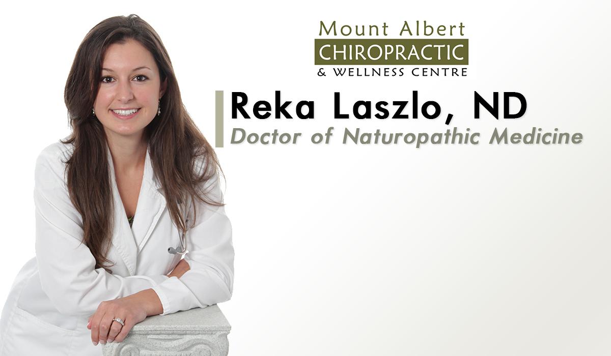 Dr. Reka Laszlo, ND