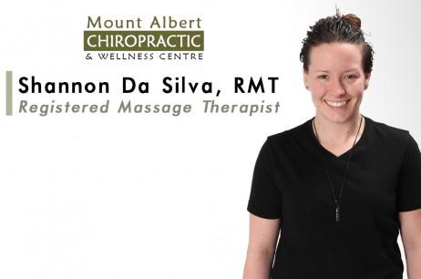 Shannon Da Silva, RMT