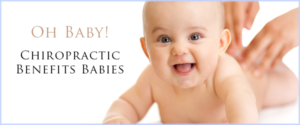 Chiro and baby  blog Website Banner Template - Banner (600x250)