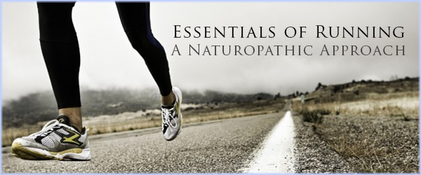 Running Essentials blog Website Banner Template - Banner (600x250)